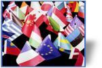 Multitude de drapeaux